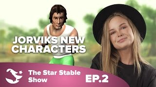 meet jorvik s new characters   the star stable show 1 2