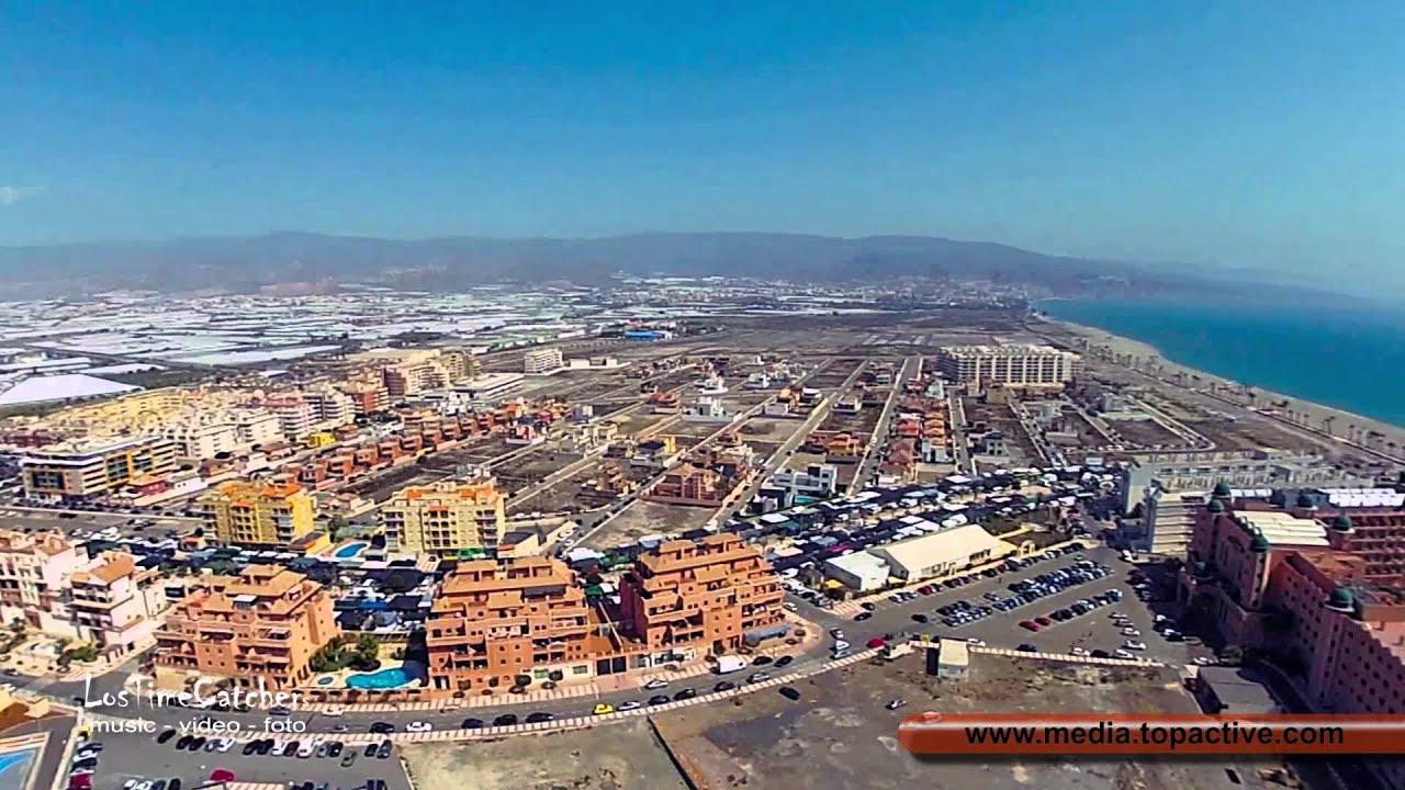 Timecatcher Luftbilder Andalusien