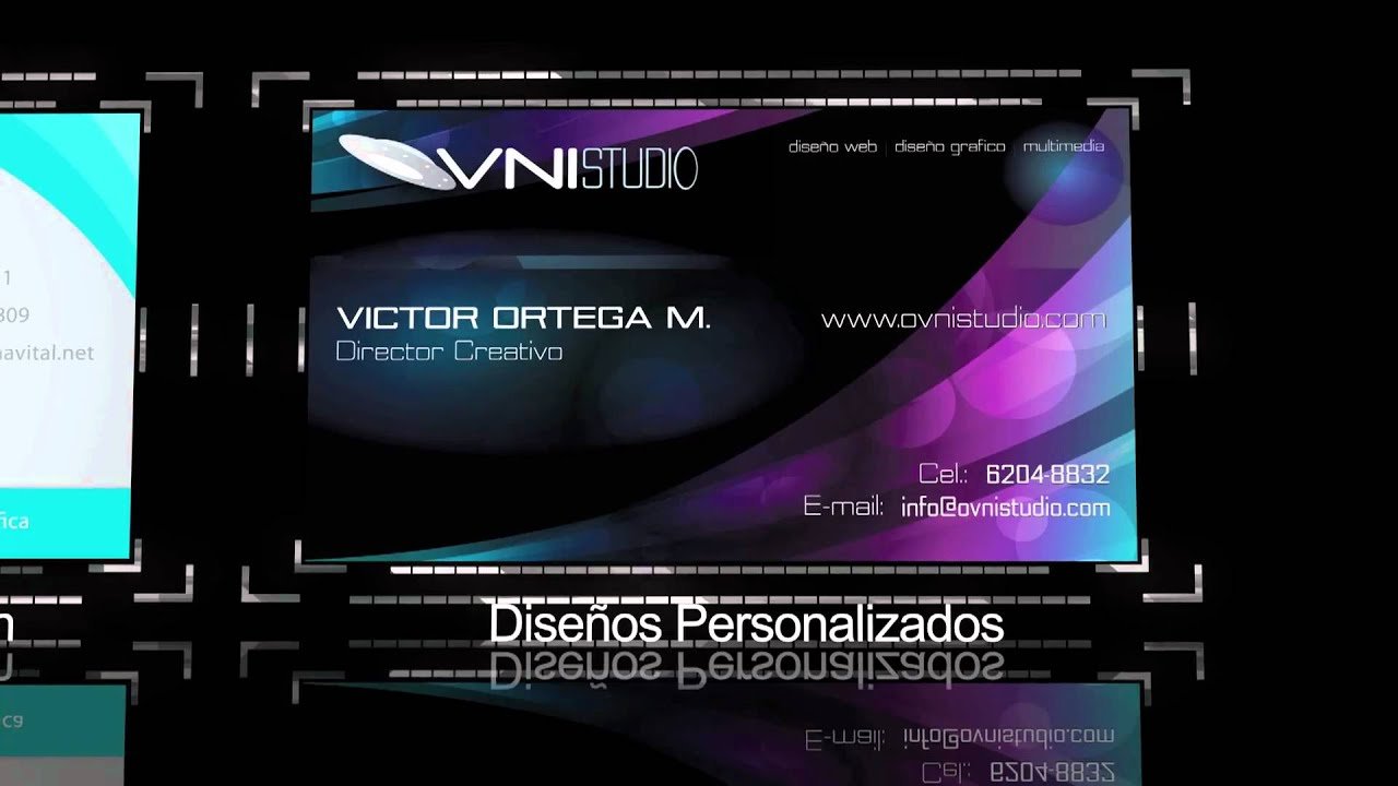 tarjetas de presentacion diseños