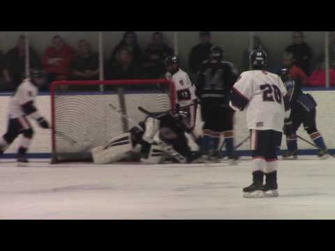 PEEWEE A2 Surrey vs Comox Valley - 'A' Tournament - March 11, 2017 4-0W 1st Period