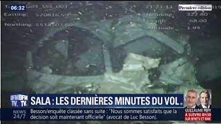 Mort d'Emiliano Sala: un rapport dévoile de nouvelles photos de l'épave de l'avion
