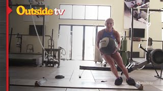 Mikaela Shiffrin Trains to be The Best All Around Skier   In Search of Speed