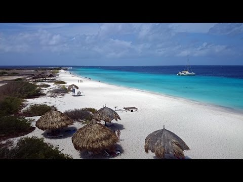 Klein Curacao - full day excursion 4K