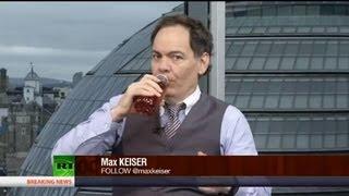 Keiser Report: KoolAid Bubble Mentality (E478)