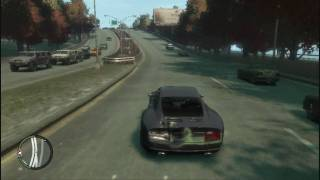 [Preview] Grand theft auto IV: Pc gameplay on a Radeon 4350 [HD]