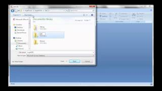 Visual Basic Login Form Using Access Database Part 1