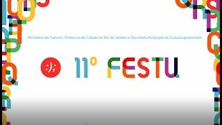 11º FESTU   O PALCO É DE VOCÊS