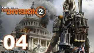 Imon Plays [The Division 2 (PC Solo)] #04 Logitech G933 Audio Issue [Fixed] See Description