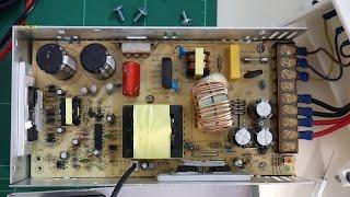 3D Printer - Power Supply Fan noise control