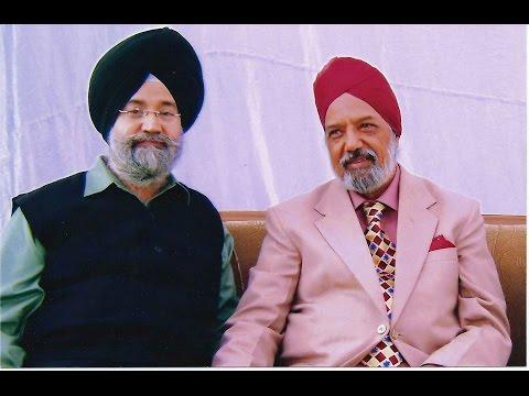 Deedar Singh Pardesi Honoured by S. Iqbal Singh
