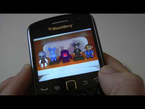 BlackBerry Curve 9360 First Impressions
