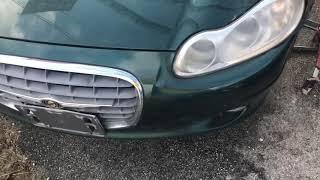 1999 Chrysler LHS Walkaround