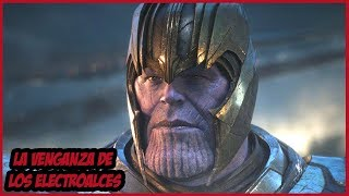 ¿Por Qué Thanos es MUCHO Más PODEROSO en Avengers Endgame?