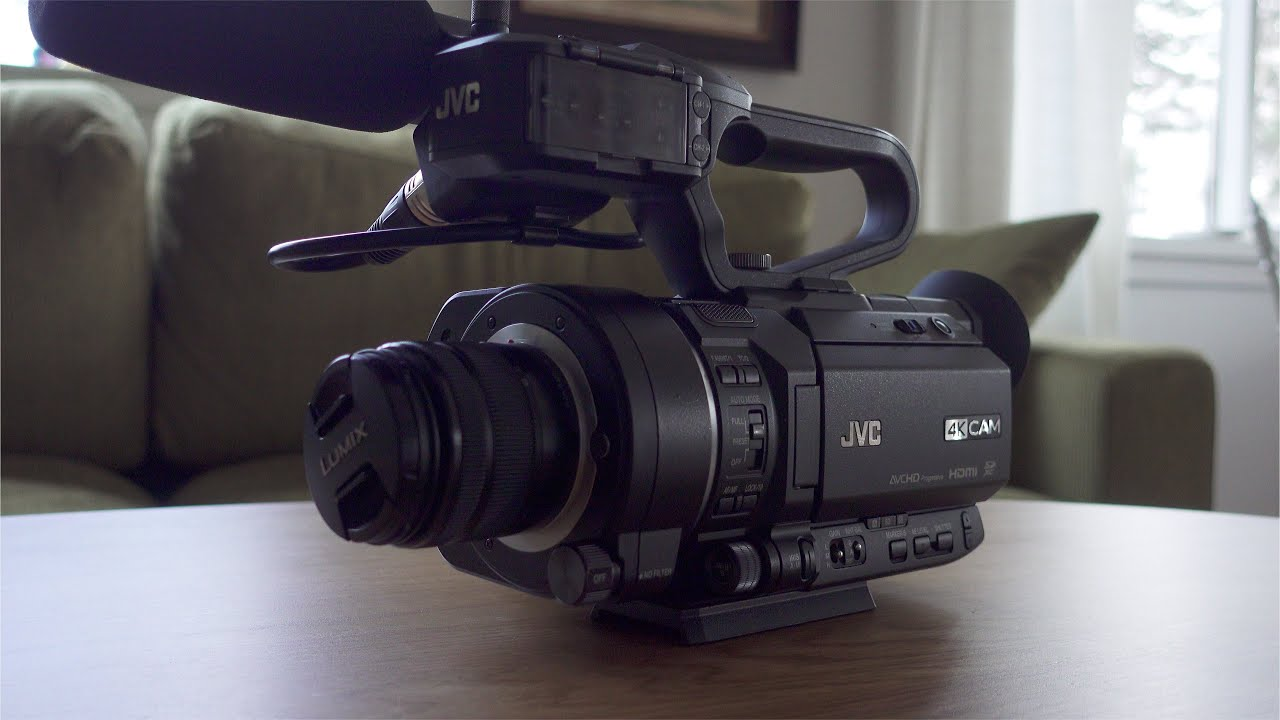 5 Reasons to Buy a JVC LS300