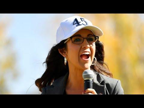 FIERY SPEECH: Lauren Boebert tells Democrats, keep your Dirty, Filthy, Hands off the 2nd Amendment!