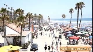 EL MUELLE DE OCEANSIDE CALIFORNIA,  MAYO 26 2014