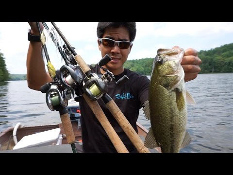 Fishing Topwaters and Jigs for Reservoir Bass - My Rod/Reel Arsenal is Back!!!