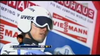 2011-2012 スキージャンプW杯札幌大会 伊東大貴初優勝!