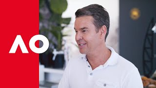 Coffee with a Legend: Todd Woodbridge | Australian Open 2019