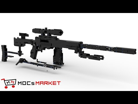 working-lego-sniper-rifle-[instructions-for-sale]---kevin183
