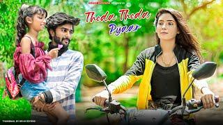 Download Thoda Thoda Pyaar | Cute Love Story | Stebin Ben | Shree Khairwar | Latest Song 2021