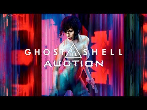 Ghost In The Shell Auction Original Geisha Bots