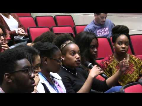 African student association addresses cultural stereotypes
