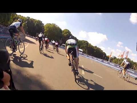 Velothon Berlin 2017 - 60 km, die letzten Kilometer