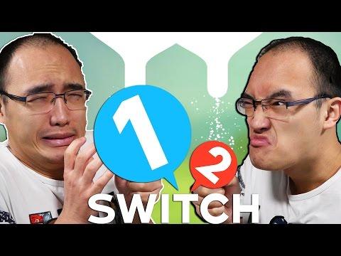 POLO1 CONTRE POLO2 | 1-2 Switch