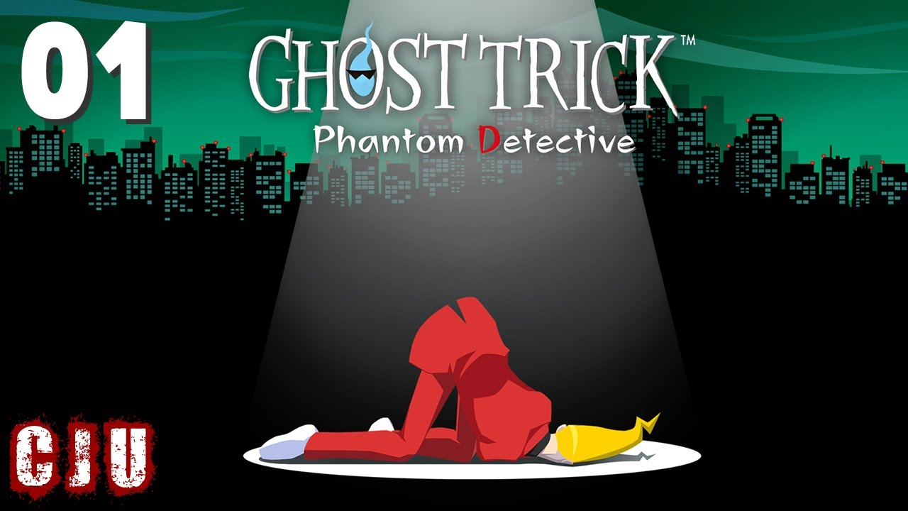 Let S Play Ghost Trick Part 1 Chapter 1 Death Nds Game Walkthrough Youtube