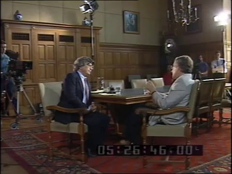 Chomsky interviewed by Dutch TV, 1988 - Part 2