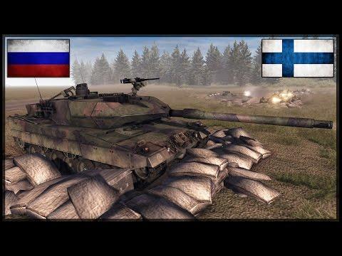 BATTLE OF HELSINKI OUTSKIRTS Ep.3 - Red Rising Mod - Men of War: Assault Squad 2