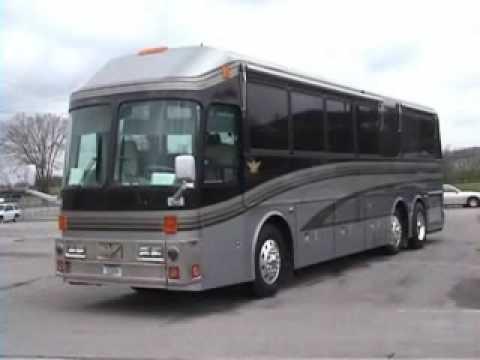 """Busforsale.com showcase """"Maxi"""" 1992 Eagle Model 15 Executive Day Coach"""