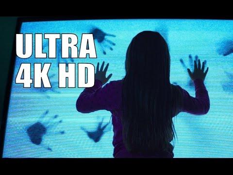 POLTERGEIST Official Trailer #1 - 4K Ultra HD (2015) Sam Rockwell Horror Movie