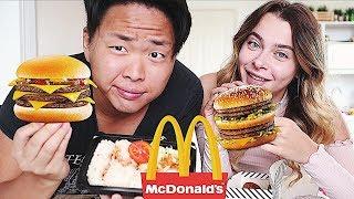 ТАЙСКИЙ МАКДОНАЛЬДС! Тройной чизбургер, двойной Биг-Мак, Курица, как в KFC!