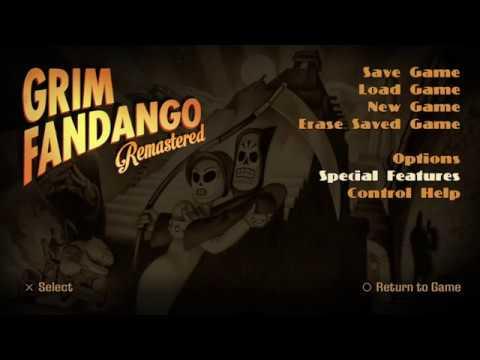 Grim Fandango: Pushing Daisies