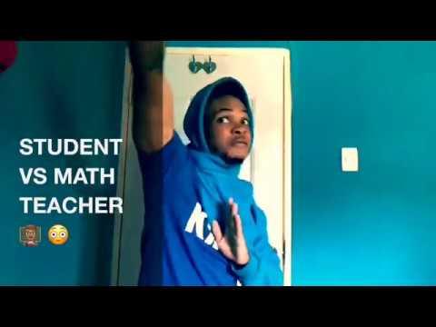 STUDENT VS TEACHER !