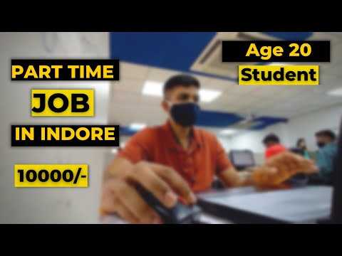 Jobs in Indore   Part time Job   DOP VLOGS