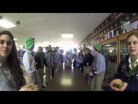 Peoria Notre Dame Lip Dub 2014