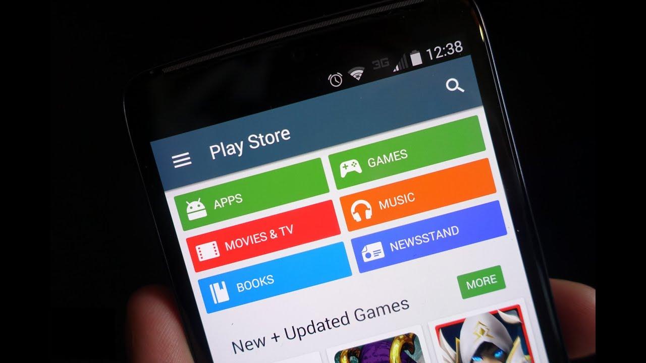 descargar play store para celular android gratis