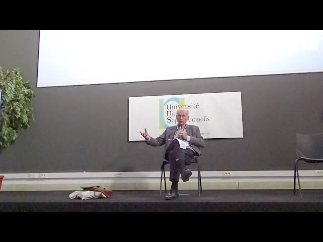 Boris Cyrulnik - Smart City: Tendances des recherches sur la résilience (Conférence)