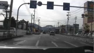 大分県宇佐市内の元旦ドライブ 2011.1.1. ‐2