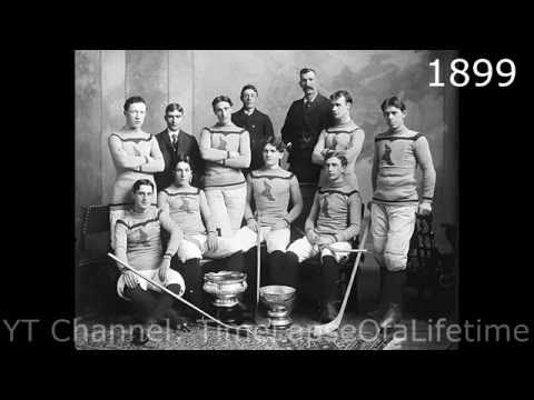 History of Stanley Cup 1893-2016