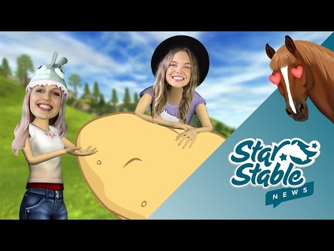 Star Stable Game News | Spirit and the Spring Festival!