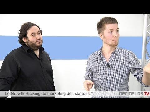 Oussama Amar et Clément Delangue : le growth hacking, le marketing des start-ups ?