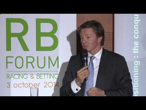 Racing & Betting Forum Paris 2014 : Experience of the gambling sector