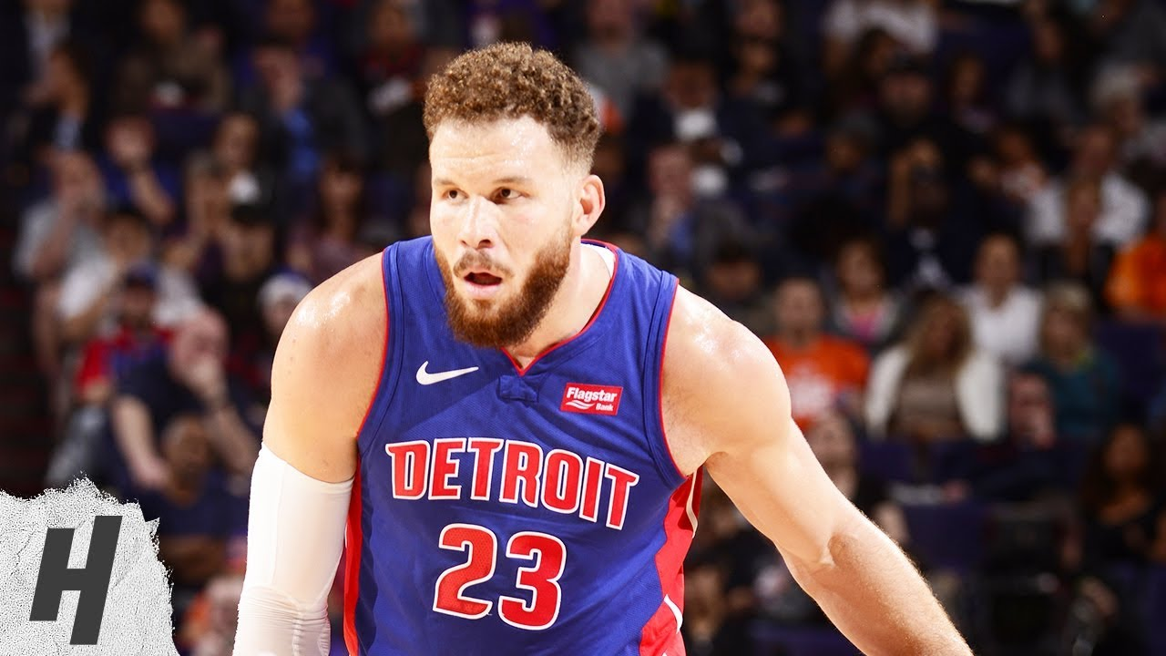 Detroit Pistons vs Phoenix Suns - Full Game Highlights  5ef1554db