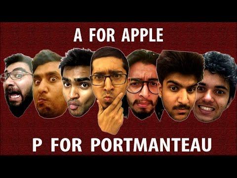 OCD FILMS - A for Apple P for Portmanteau