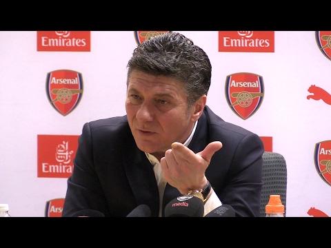 Arsenal 1-2 Watford - Walter Mazzarri Full Post Match Press Conference