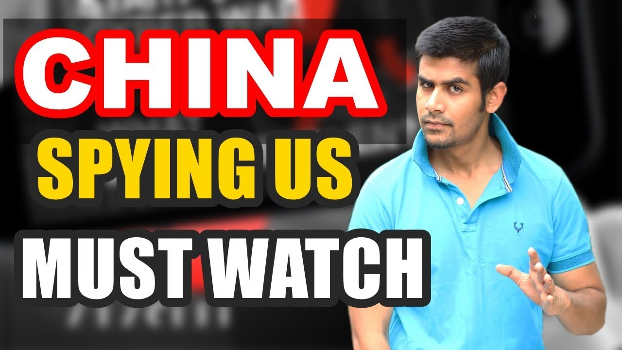 CHINA SPYING US | Virus in Smartphones ? | Things you should know about this issue